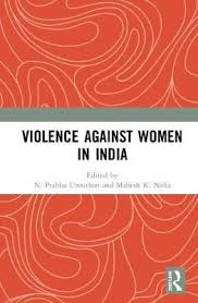 Violence Against Women in India book cover