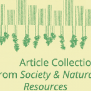 Society and Natural Resources cover