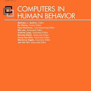 Computers in Human Behavior book cover