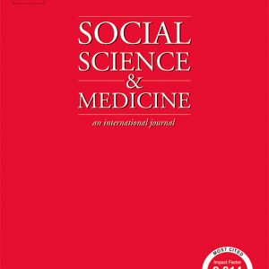 Social Science and Medicine book cover