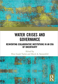 Water Crises and Governance book cover