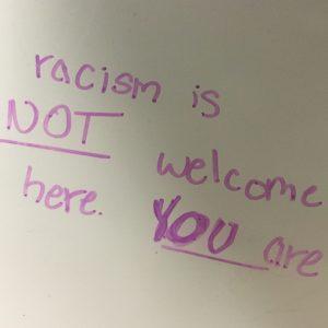 you are welcome graffitti