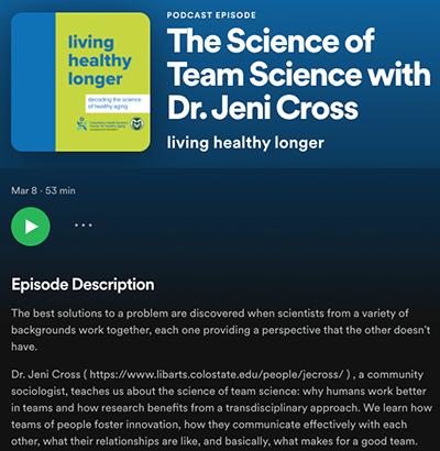 podcast screenshot