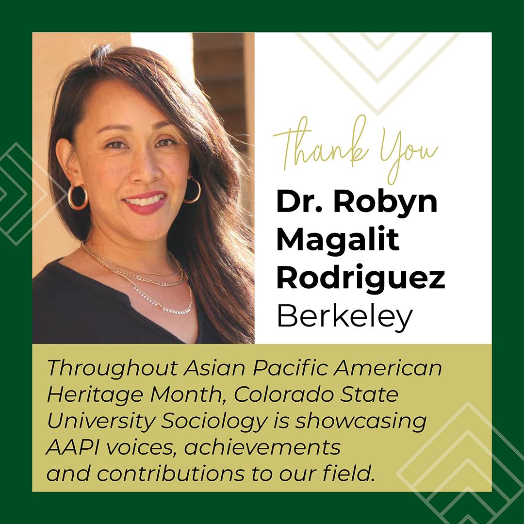 Robyn Magalit Rodriguez spotlight