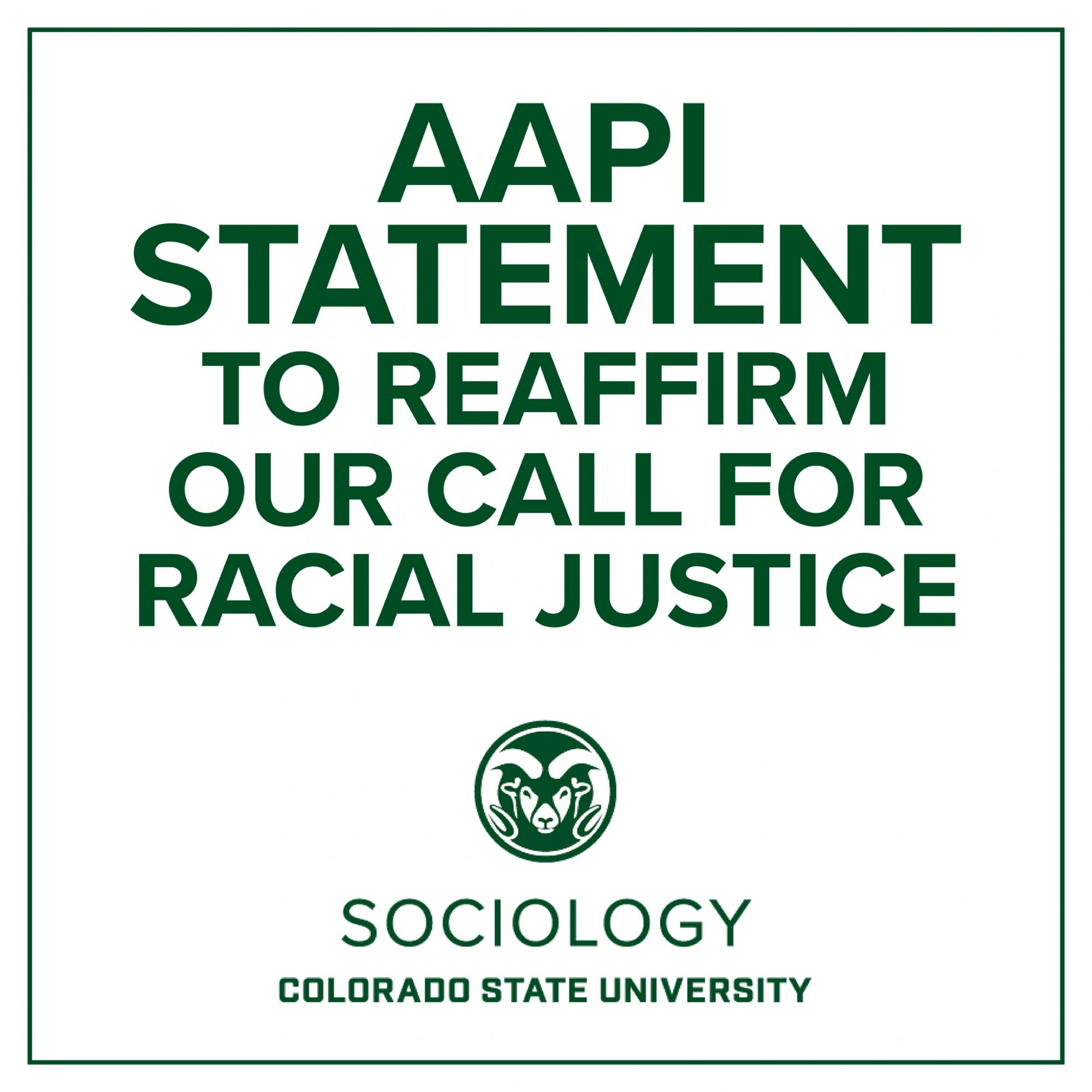 AAPI Statement icon